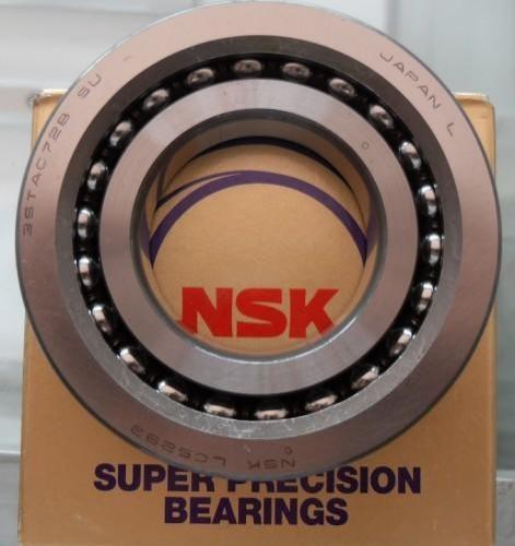 NSK 6316ZZ进口轴承尺寸